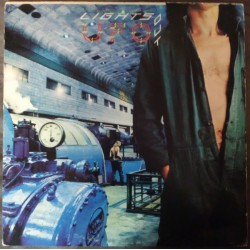 "UFO ""Lights Out"" LP"