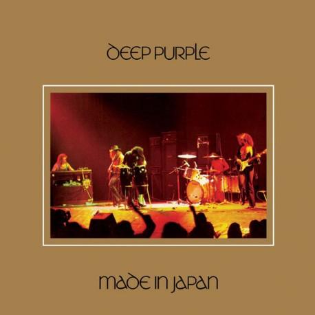 "DEEP PURPLE ""Made In Japan"" 2xLP"