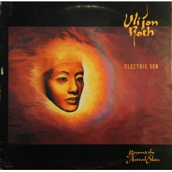 """ELECTRIC SUN """"Beyond The Astral Skies"""" LP"""