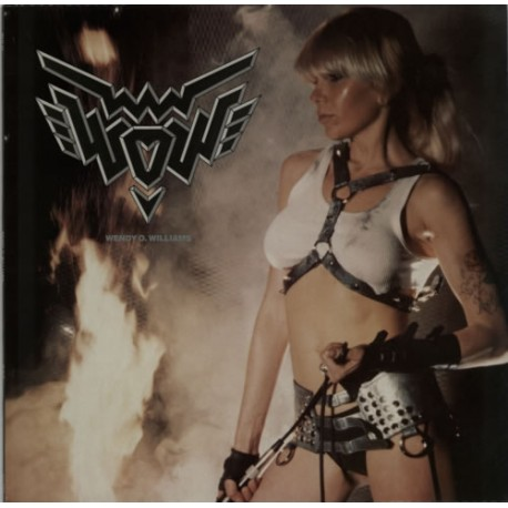"WENDY O. WILLIAMS ""W.O.W."" LP"