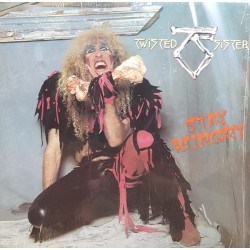 "TWISTED SISTER ""Stay Hungry"" LP"