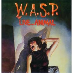 "W.A.S.P. ""Live...Animal"" EP"