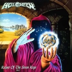 "HELLOWEEN ""Keeper Of The Seven Keys Part 1"" CD"