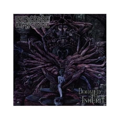 """DIVINE EMPIRE """"Doomed to Inherit"""" LP"""