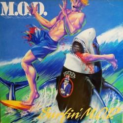 "M.O.D. ""Surfin' M.O.D."" LP"