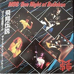 "MSG ""One Night At Budokan"" 2xLP"