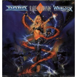"DORO & WARLOCK ""Rare Diamonds"" LP"
