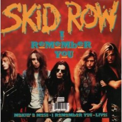 "SKID ROW ""I Remember You"" 10""EP"
