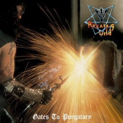 "RUNNING WILD ""Gates to Purgatory"" CD"