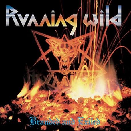 """RUNNING WILD """"Gates to Purgatory"""" LP"""