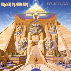 "IRON MAIDEN ""Powerslave"" CD"