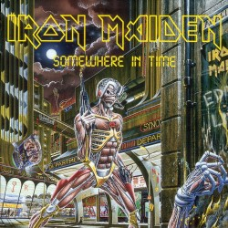"IRON MAIDEN ""Somewhere In Time"" CD"
