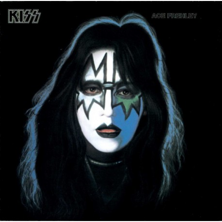 "KISS ""Ace Frehley"" CD"