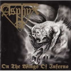 "ASPHYX ""On The Wings Of Inferno"" K7"