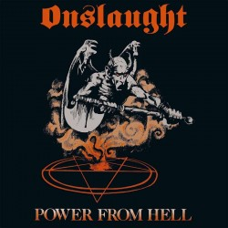 "ONSLAUGHT ""Power from Hell"" LP"