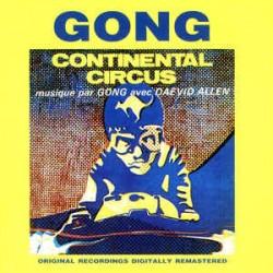 "GONG ""Continental Circus"" CD"
