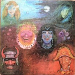 "KING CRIMSON ""In The Wake Of Poseidon"" CD"