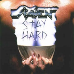 "RAVEN ""Stay Hard"" LP"
