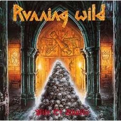 "RUNNING WILD ""Pile of Skulls"" CD"