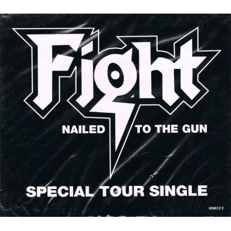 """FIGHT """"Nailed To The Gun"""" MCD"""