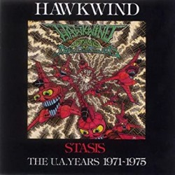 "HAWKWIND ""Stasis. The Ua Years 1971 - 1975"" CD"
