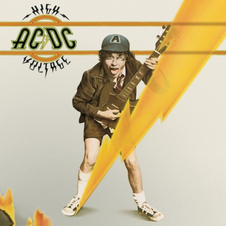 "AC/DC ""High Voltage"" CD"