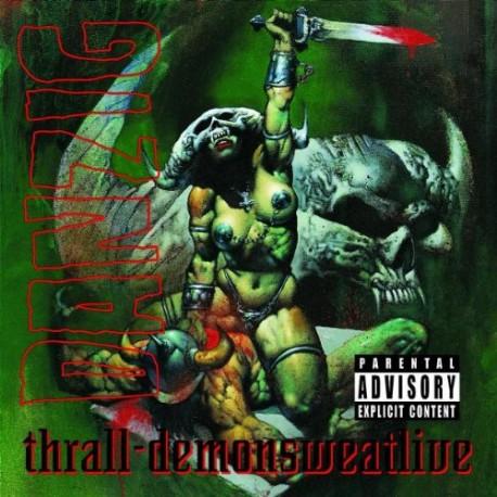 "DANZIG ""Thrall-Demonsweatlive"" CD"