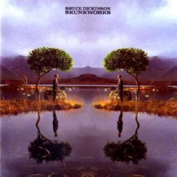 "BRUCE DICKINSON ""Skunkworks"" CD"
