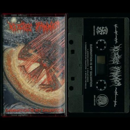 """WITCHES HAMMER """"Damnation Is My Salvation"""" K7"""