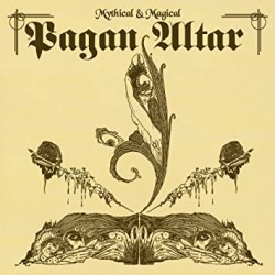 "PAGAN ALTAR ""Mythical & Magical"" CD"