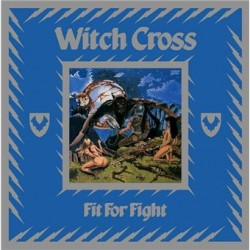 """WITCH CROSS """"Fit For Fight"""" CD"""