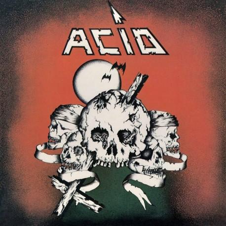 """ACID """"S/T"""" LP + 7""""EP"""