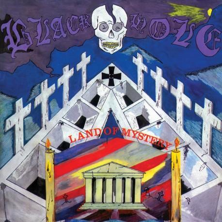"BLACK HOLE ""Land Of Mystery"" LP"
