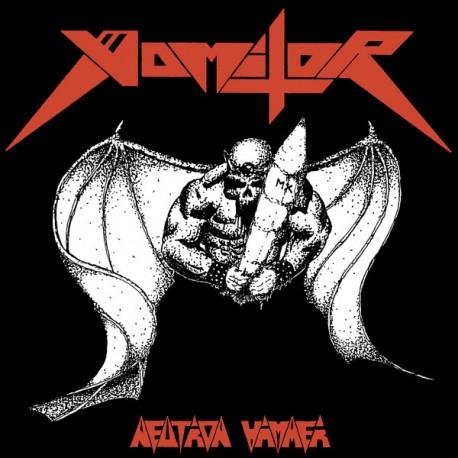 """VOMITOR """"Neutron Hammer"""" 7""""EP"""