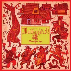 "MALOKARPATAN ""Stridžie Dni"" CD"