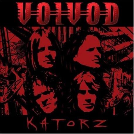 """VOIVOD """"Katorz"""" CD"""
