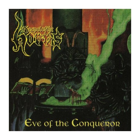 """GOSPEL OF THE HORNS """"Eve of the Conqueror"""" CD"""