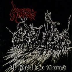 """GOSPEL OF THE HORNS """"A call to arms"""" CD"""