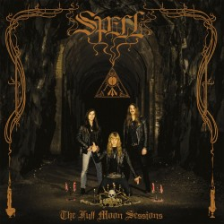 """SPELL """"The Full Moon Sessions"""" LP"""