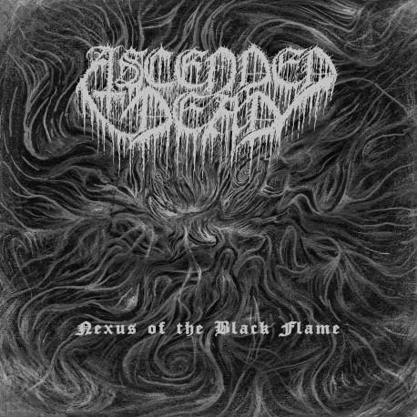 "ASCENDED DEAD / EVIL PRIEST - Split 7""EP"