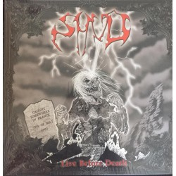 "SHUD ""Live Before Death"" LP"