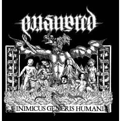"""ENSNARED """"Inimicus Generis Humani"""" LP"""