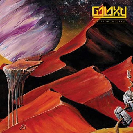 "GALAXY ""Lost from the Start"" LP"