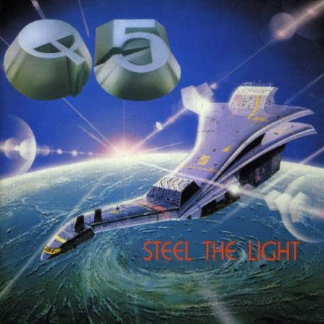 "Q5 ""Steel The Light"" LP"
