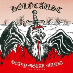 "HOLOCAUST ""Heavy Metal Mania - The Singles"" CD"
