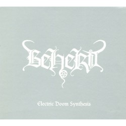 "BEHERIT ""Electric Doom Synthesis"" LP"