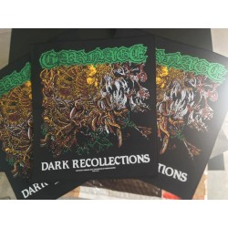 """CARNAGE """"Dark Recollections"""" Dossard"""