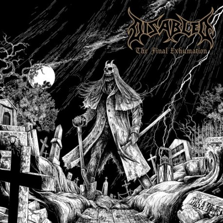 """DISABLED """"The Final Exhumation"""" CD"""