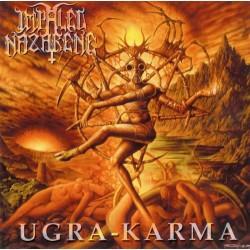 """IMPALED NAZARENE """"Ugra Karma"""" CD"""