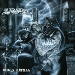 "SAMAEL ""Blood Ritual"" CD"